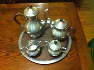 Pewter Tea / Coffee Service