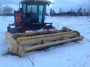 New Holland 2450 Swather
