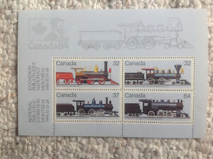 Canadian stamp sheet collection Strathcona County Edmonton Area image 7