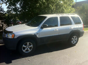 2006 Mazda Tribute SUV Crossover Manual, Certified and E-Tested
