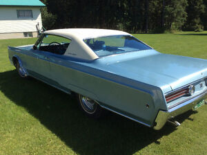 Classic Car with Great Get up and Go - 68 Chrysler 300