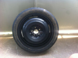 SPACE SAVER SPARE TIRE