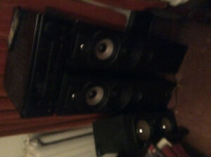 Top of the Home Entertainment sound system