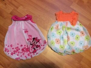 Baby Girl Clothes, size 3-6 months lot