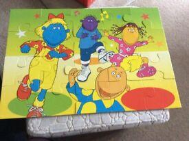 Tweenies puzzel