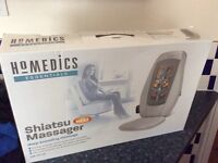 Home medic shiatsu massager