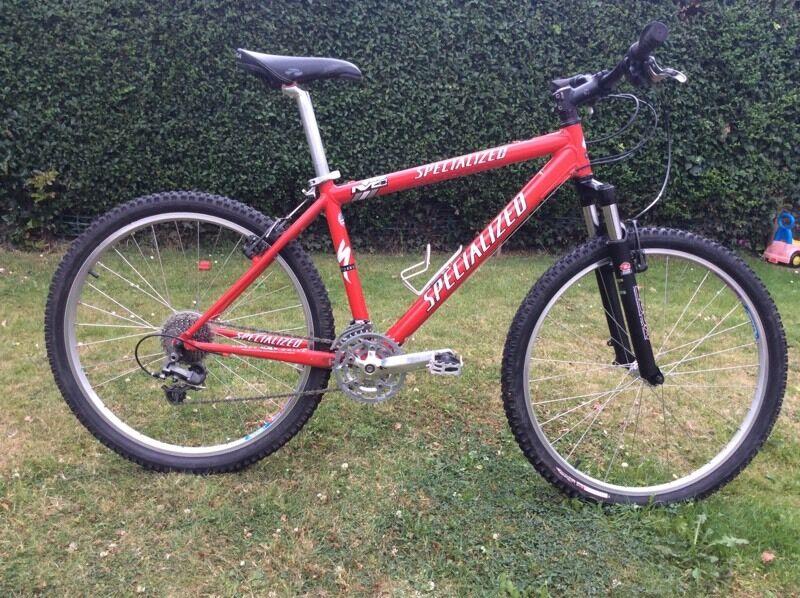 Specialized S Works M4 Stumpjumper Bike In Norwich