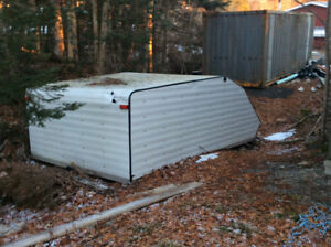 Clamshell trailer cover for sale