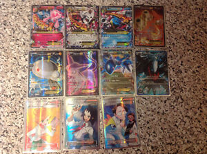 700+ Pokemon Cards including High Value Cards