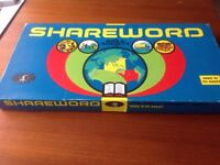 The Bible Society - 'SHAREWORD' Board Game