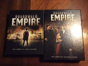 Boardwalk empire the first two seasons