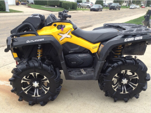 Used 2015 Can-Am XMR800 Outlander