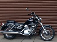 Suzuki Intruder VL 125 2006. Only 5473miles. Delivery Available *Credit & Debit Cards Accepted*