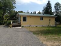 Cottage for sale in South River Ontario.