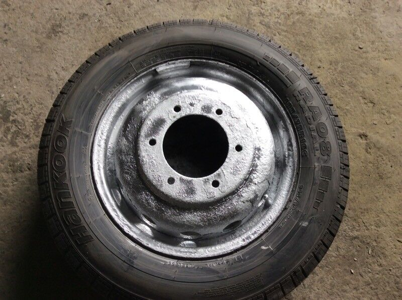FORD TRANSIT MK7 TRUCK WHEELS AND TYRES