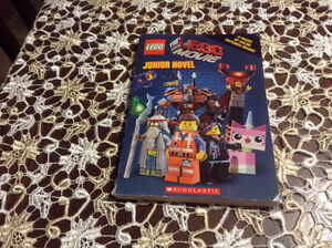 Lego movie Junior Novel