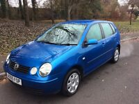 2005 Volkswagen Polo 1.4 Twist TDI-£30 a year tax-June 2017 mot-great economy-exceptionally clean