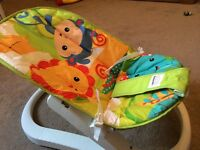 FP Rainforest Friends Fun 'n Fold Bouncer