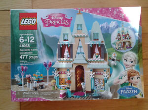 Lego Friends (retired) #41068 New and unopened Arendelle Castle