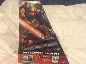 Transformers Masterpiece Grimlock Kitchener / Waterloo Kitchener Area image 2