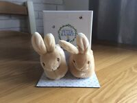 Peter Rabbit Baby Bootees