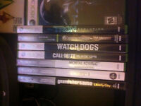 Xbox 360 games, Scale, And Grinder
