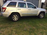 Jeep Grand Cherokee 3.0l limited CRD