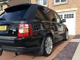 Land Rover Range Rover Sport 3.6L V8 HSE Twin Turbo (Diesel)