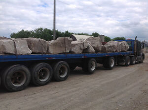 Armour stone kijiji free classifieds in ontario find a for Landscaping rocks windsor ontario