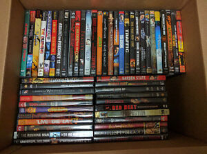 Huge 100 Count DVD Movie Lot - Less than $1 a piece! London Ontario image 2