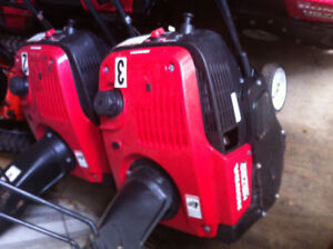 2 / Honda Commercial Snow Blowers