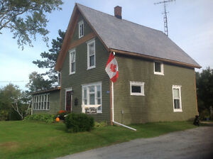 BEAUTIFULLY RENOVATED HOME IN PEI, MOVE IN READY