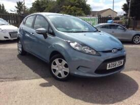 2009 Ford Fiesta 1.25 Style + 5dr