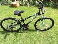 Boys Apollo gridlock bike