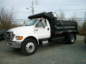 *NEW REDUCED PRICE*   2007 Ford F-750 Dump Truck