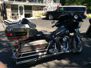 2004 Harley-Davidson Ultra. Runs great
