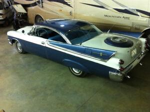 1957 2 dr Dodge Custom Royal