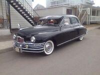 Packard 1948 4portes noir
