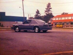1988 Mustang GT for Restoration