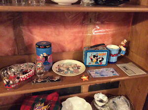Lot of Vintage Popeye Collectables