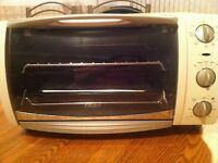 Oyster convection oven