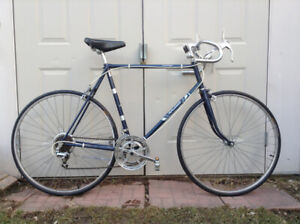Vintage Raleigh Road Bike - Tall Rider!