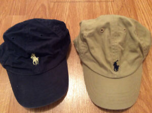 Polo Ralph Lauren Hats size 4-7