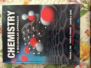 Chemistry A Molecular Approach w/ access code Second Can Edition