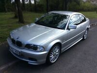 2002 BMW 325 CI Sport 2.5 Automatic-full service history-December 2017 mot-Exceptional car