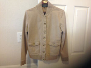 Ralph Lauren sweater/cardigan and pant suit