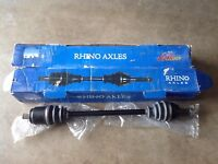 Brand new RZR XP 1000 rear rhino axles
