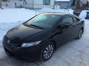 2013 Honda Civic EX Coupe - Sunroof/Heated Seats - Local Vehicle