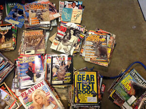 Hunting,whitetail,fishing magazines