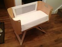 NCT Bednest crib (with modification kit)